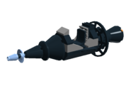 Nimbus Rocket LDD Model