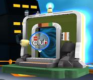 LEGO Club Door 2