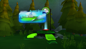 Avant Grove Launchpad new