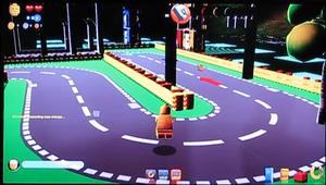 Modular racetrack