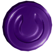 Purple Coin