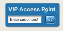 VIP code box