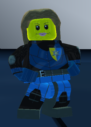 Maxx in-game