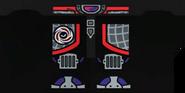 Torsos Fackit Shinobi3 Legs I1