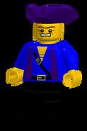 Evil pirate 1