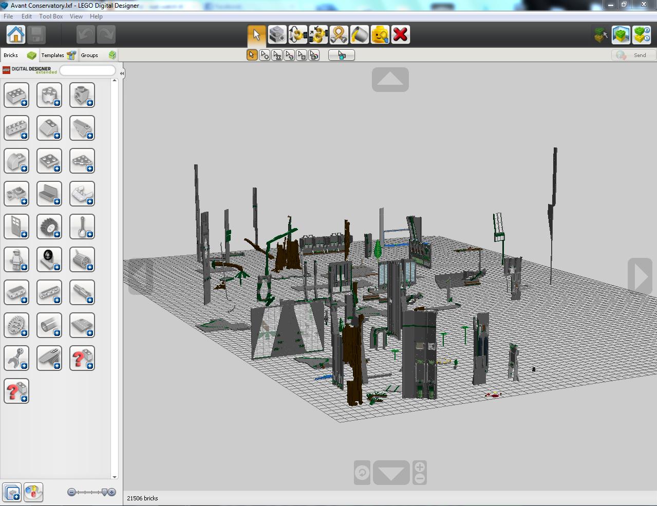 Image Avant Conservatory Construction Lddg Lego Universe Wiki