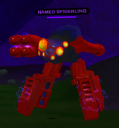 NAMED SPIDERLING
