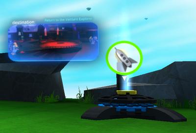Avant Gardens - Return to the Venture Explorer 2