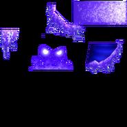 Darkling pirate grunt glow