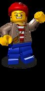 Pirate vendor