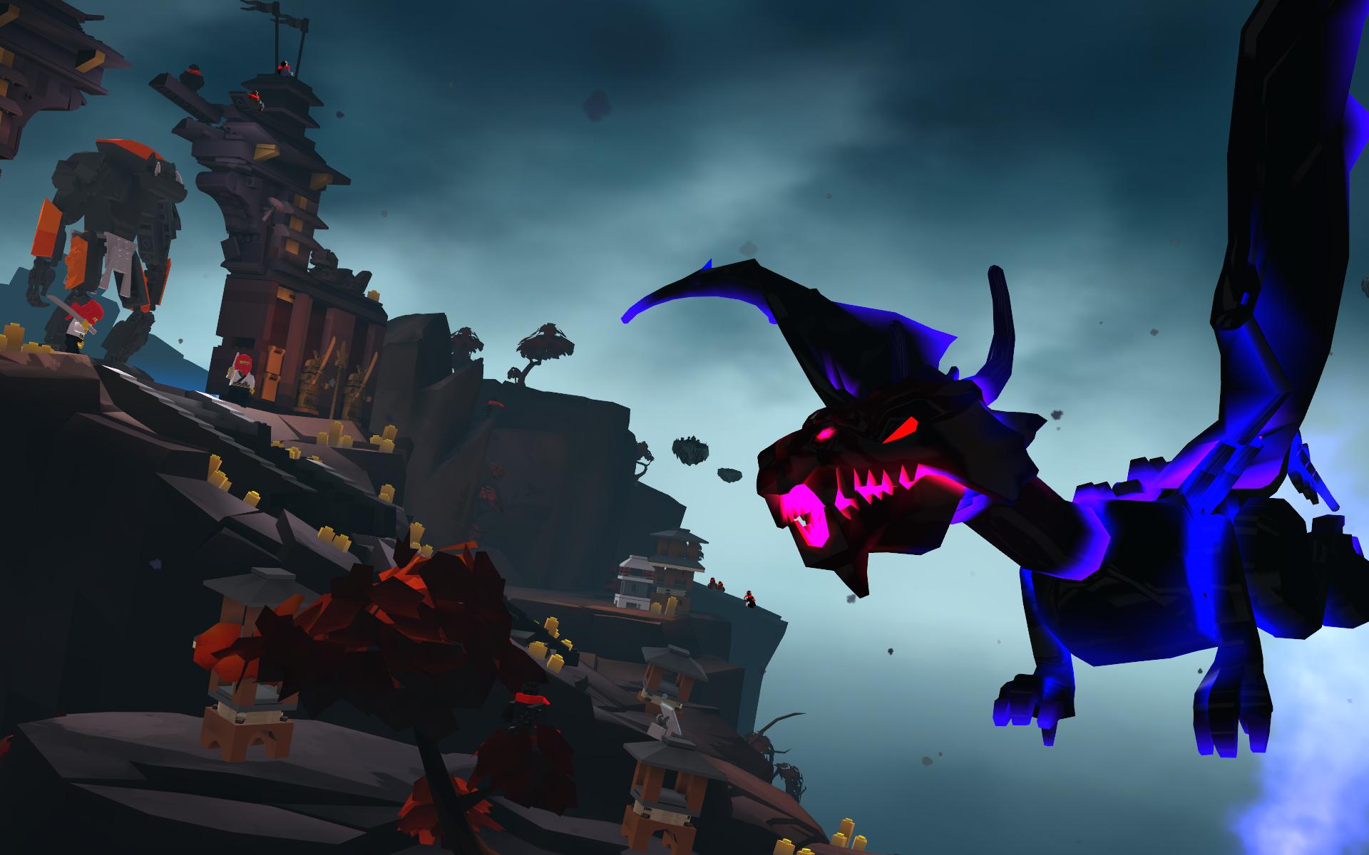 Maelstrom Dragon Lego Universe Wiki Fandom Powered By Wikia Skeleton Tower 7093