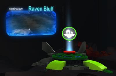 Forbidden Valley - Raven Bluff 1