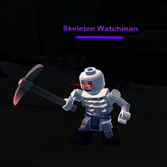 Skeleton Watchman 2
