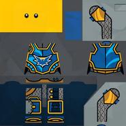 Torsos KnightScout I5