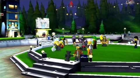 LEGO Universe Socialize Video