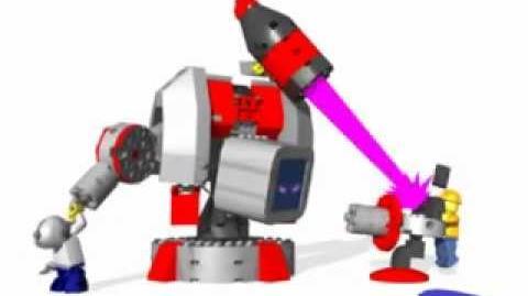 LEGO Mech teaser