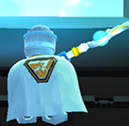 Summong With Assembly Cape