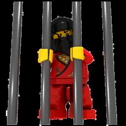 Ninja prisoner