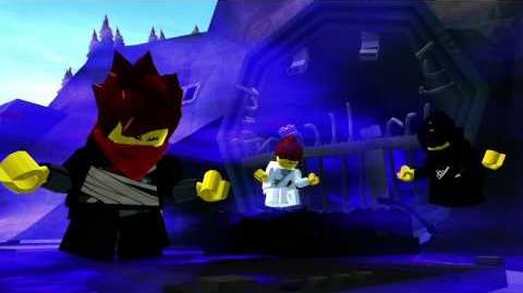 """LEGO Universe """"Paradox"""""""