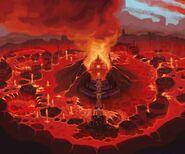 LEGO Universe Rayhawk Fire Temple