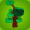 Treehouse Medium Tree Model