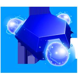 Mission Blue crystal