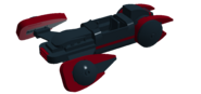 Paradox Darkwarp Rocket