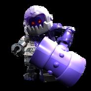 Lockjaw with hammer