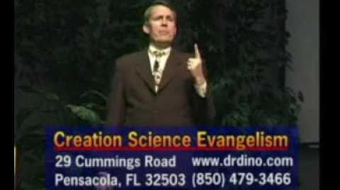 Creation Seminar 3 - Kent Hovind - Dinosaurs (FULL)