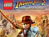 Lego Indiana Jones II: The Adventure Continues