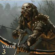 Orque archer