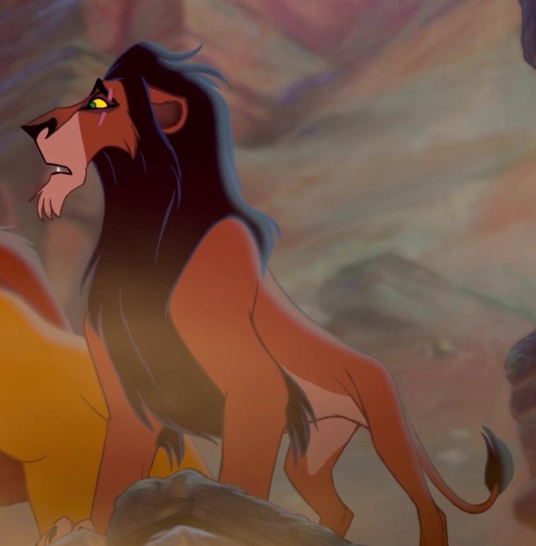 Scar Leijonakuningas