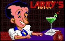 Larry's Big Score: Pinball