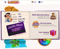 Larry-Casino-Review