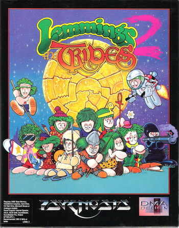 Lemmings2thetribes-dosfrontcover