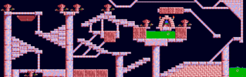 Lemmings standing on the earth present04