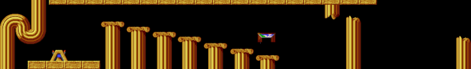 Lemmings TrickyLevel7