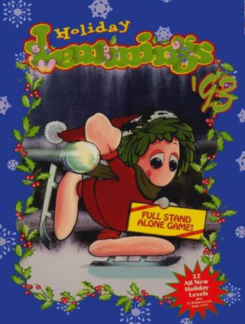 HolidayLemmings93box