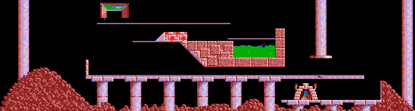 Lemmings MayhemLevel3