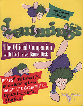 LemmingsGuideCover