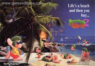 Lemmings at the Beach