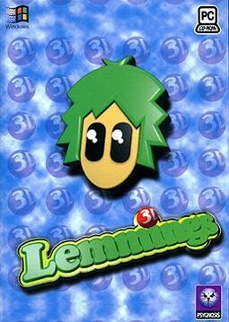 256px-3dlemmings boxart