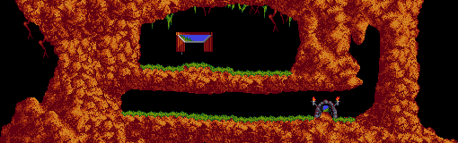 File:Lemmings FunLevel1.png
