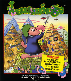 Lemmings FrontCover