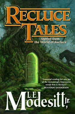 Recluce Tails (front cover 2017)