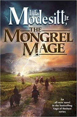 Mongrel Mage (Tor 2017 hardcover)