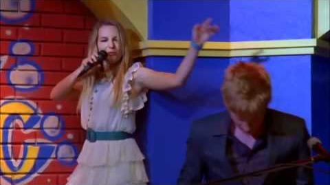 Lemonade Mouth - livin' on a high wire (movie video)