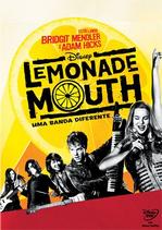 Lemonade Mouth Uma Banda Diferente Capa do DVD