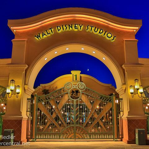 Walt Disney Studios deuxième parc du complexe Disneyland Paris ouvert le 16 mars 2002