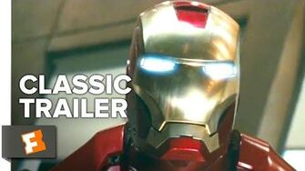 Iron Man (2008) Trailer 1 Movieclips Classic Trailers